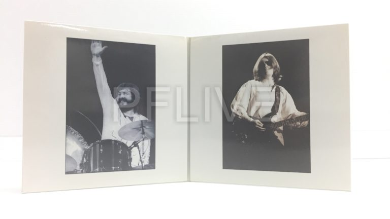 Led Zeppelin – In A Delirious Daze - Pink Floyd Live